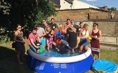 Summer at Springboard Fulham: A Splashing Good Time!